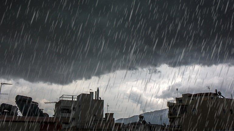 Χαλάει ο καιρός το απόγευμα-Που αναμένονται βροχές και καταιγίδες
