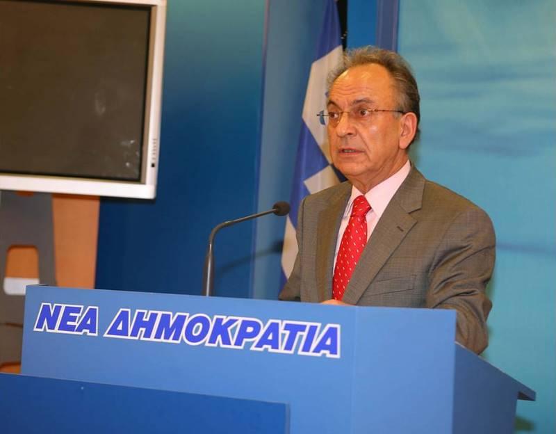 Πέθανε ο πρώην πρόεδρος της Βουλής της Ελλάδας Δημήτρης Σιούφας