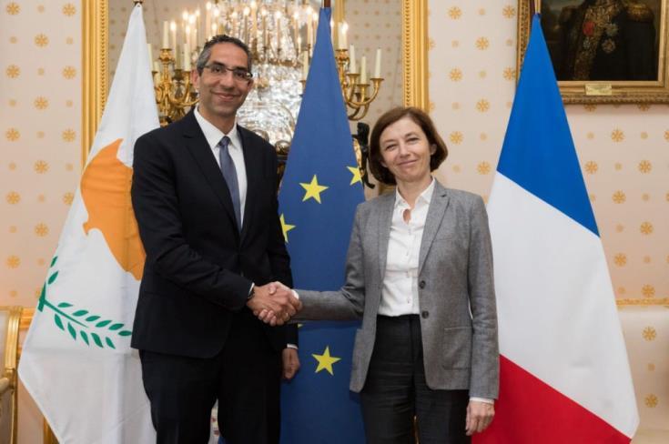 Η Γαλλία καταδικάζει τις τουρκικές προκλήσεις στην κυπριακή ΑΟΖ