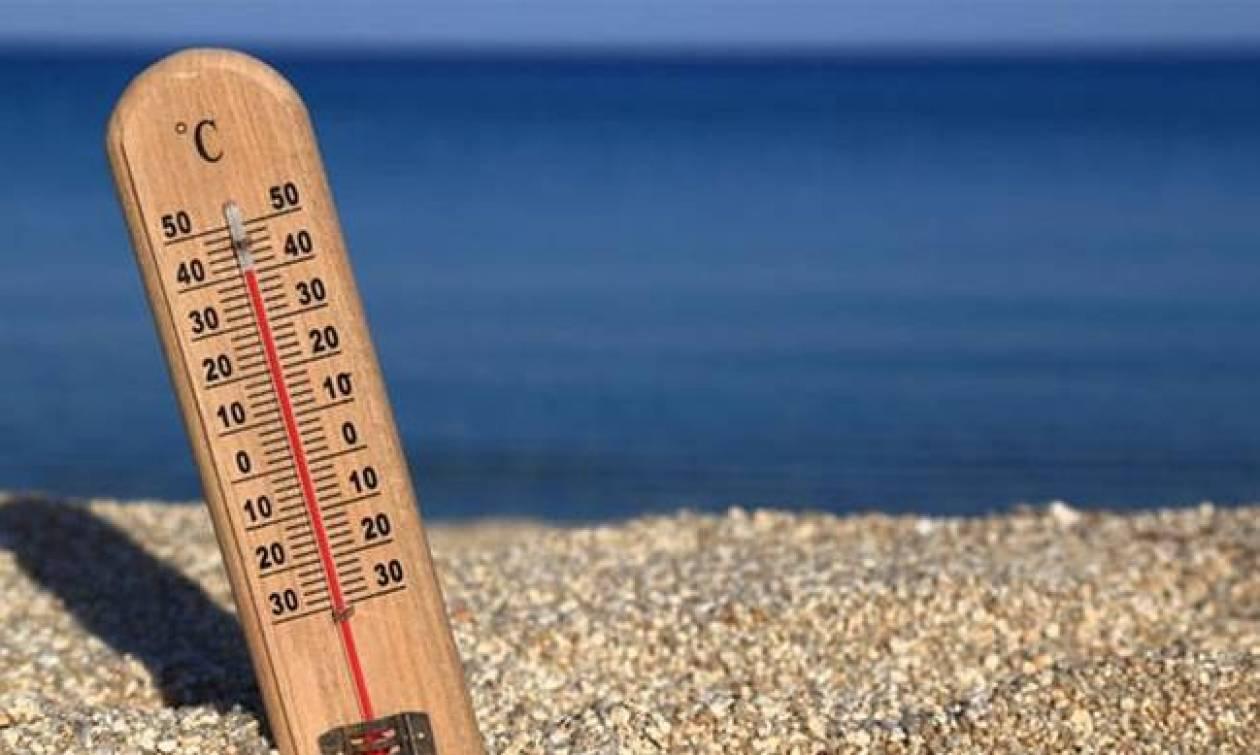 Έρχεται περαιτέρω αύξηση της θερμοκρασίας