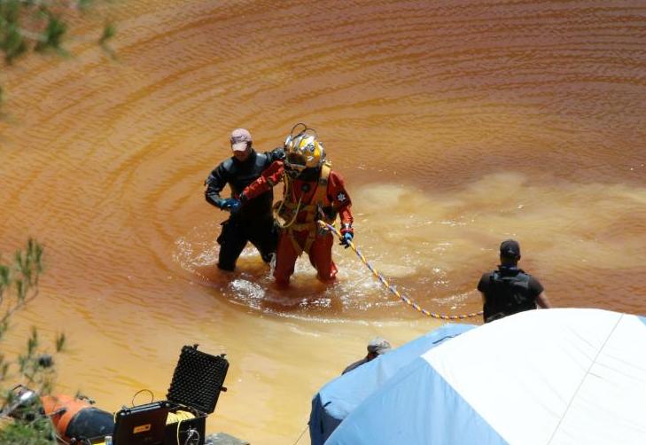 Κόκκινη Λίμνη: Ποια είναι η συνέχεια στις έρευνες