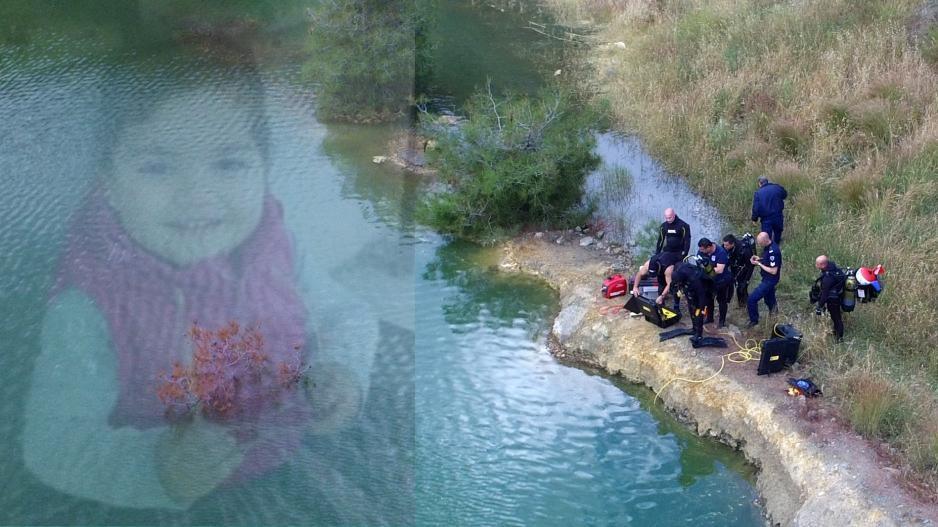 ΤΩΡΑ: Εντοπίστηκε η σορός της 6χρονης Σιέρα στη λίμνη Μεμί