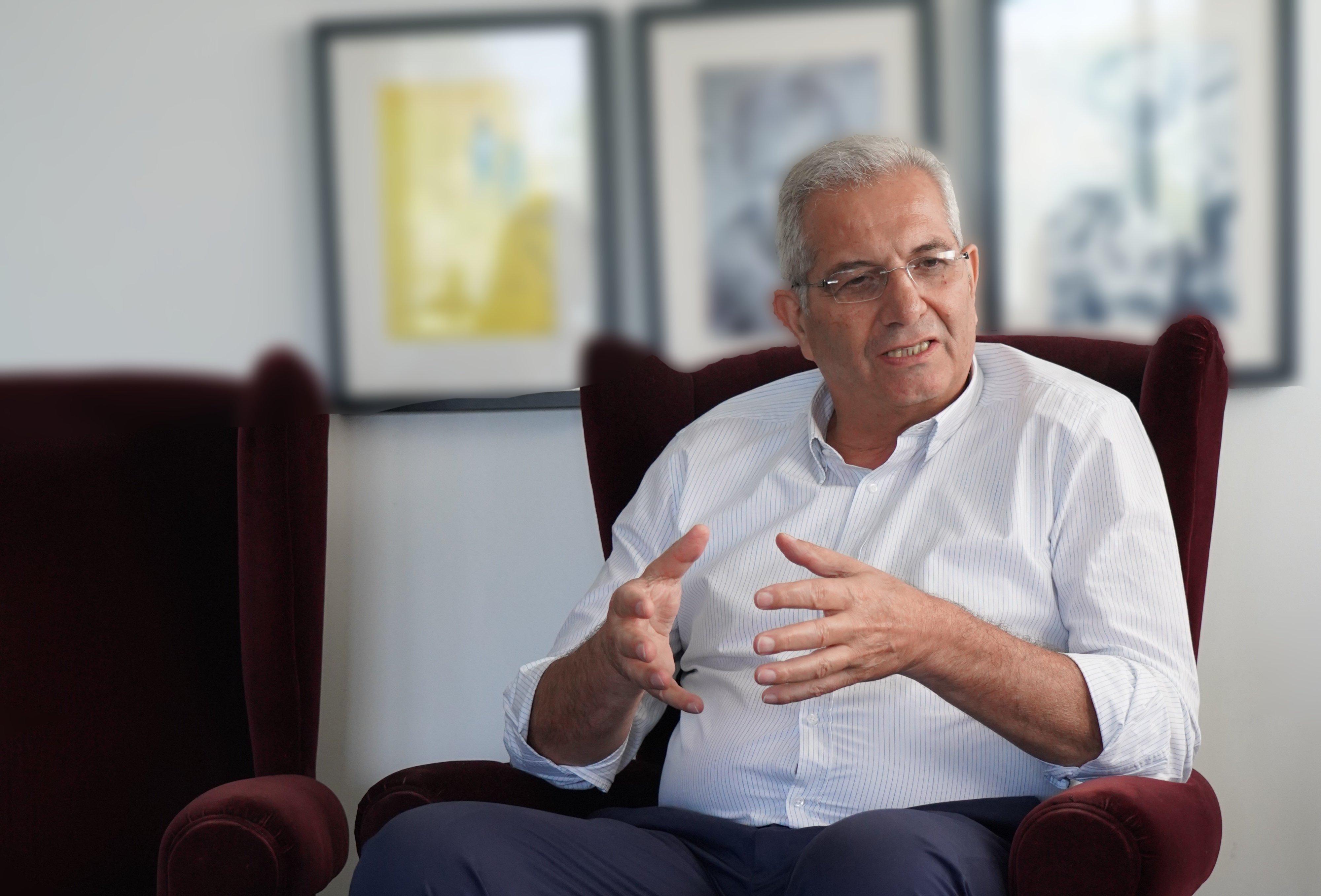 Άντρος Κυπριανού: Ανησυχούμε για το Κυπριακό για τρεις λόγους