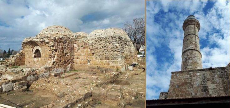 Τ. Χατζηδημητρίου: Συντηρήθηκαν στην Πάφο δύο ακόμη μνημεία