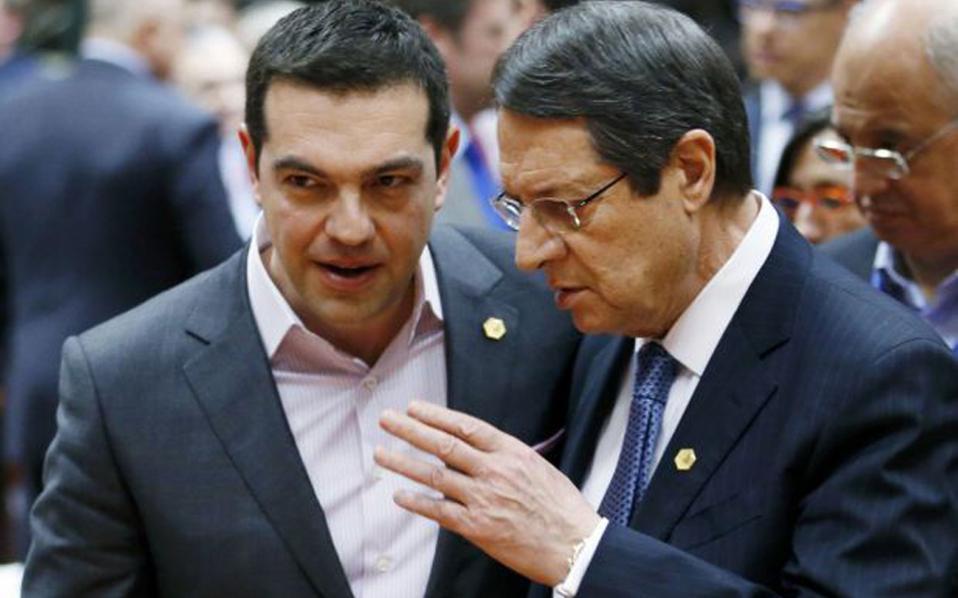 Διπλωματικά βήματα Κύπρου-Ελλάδας ενόψει Ευρωπαϊκού Συμβουλίου