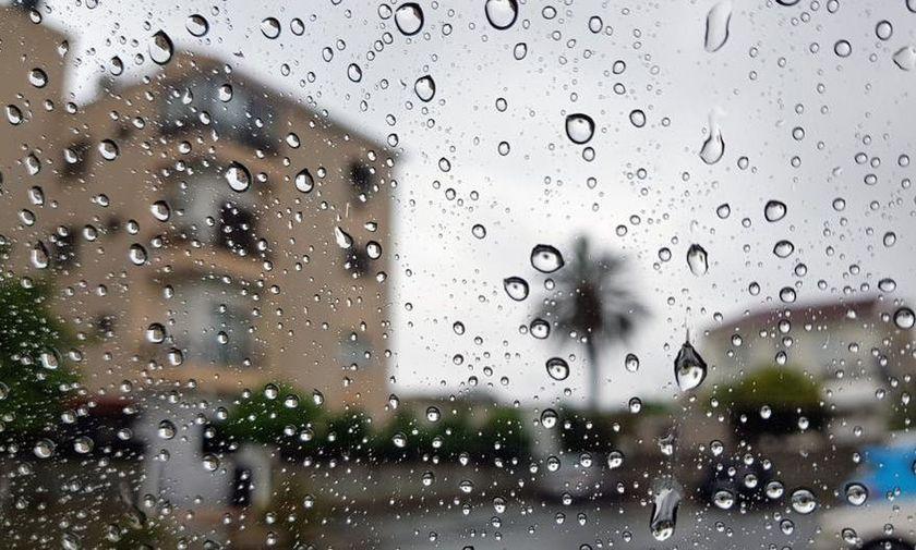 Συνεχίζονται οι βροχές - Πιθανό να πέσει και χαλάζι