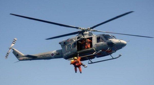 Κύπρος: Επιχείρηση αεροδιακομιδής σε κρουαζιερόπλοιο