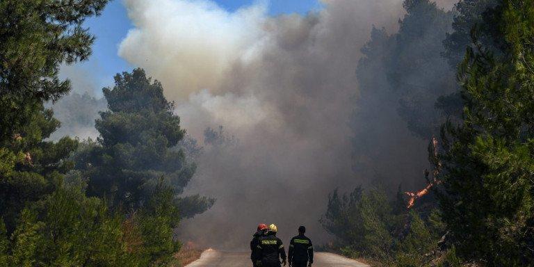 Στυλιανίδης: Ετοιμότητα ΕΕ να συνδράμει στις πυρκαγιές