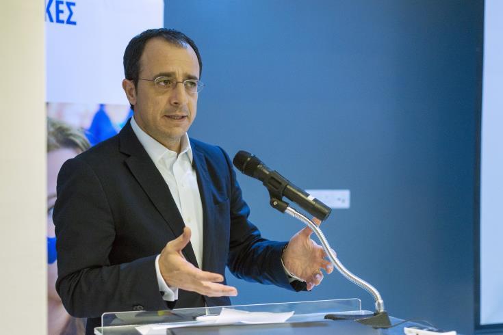 Η Κύπρος ζητά αυξημένα κονδύλια στον προϋπολογισμό της ΕΕ