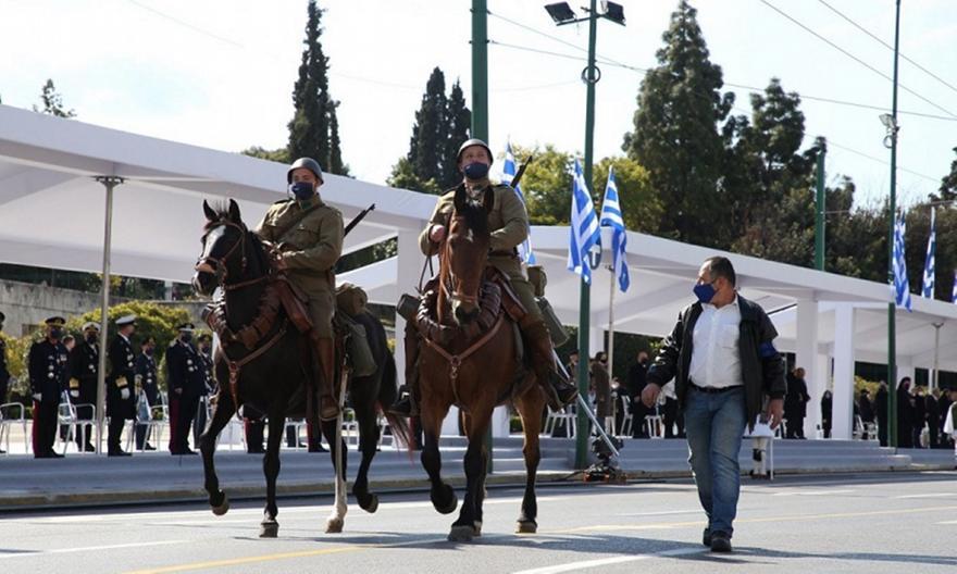 Ελλάδα: Το Ιππικό επιστρέφει στον ελληνικό στρατό