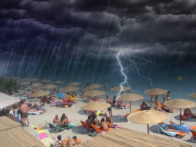 Καιρός: Βροχές και καταιγίδες το επόμενο τριήμερο
