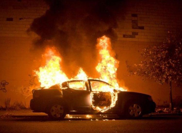 Λεμεσός: Πάλι τυλίχθηκε στις φλόγες όχημα
