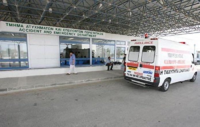 Γυναίκα χτύπησε δάγκωσε νοσηλευτή που πήγε &
