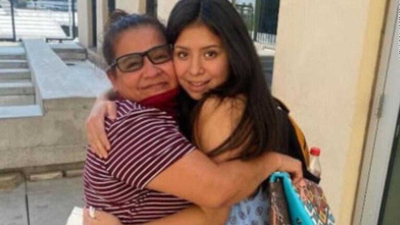 Ξαναβρήκε την κόρη της 14 χρόνια μετά την απαγωγή της