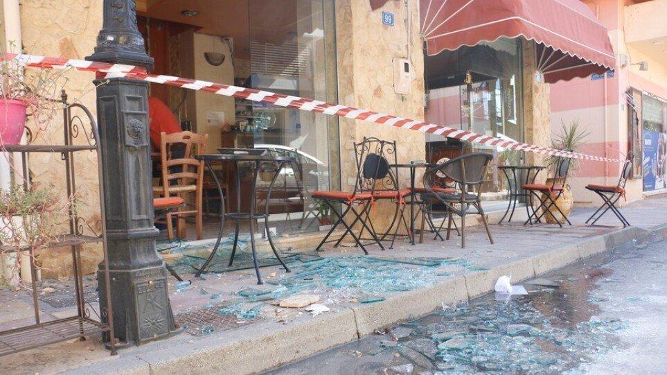Σεισμός στην Κρήτη: 51 μετασεισμοί σε δώδεκα ώρες