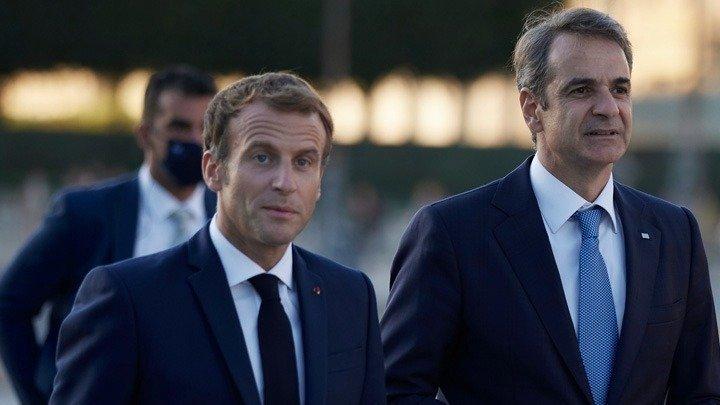 Ελλάδα - Γαλλία εμβαθύνουν την στρατηγική συνεργασία