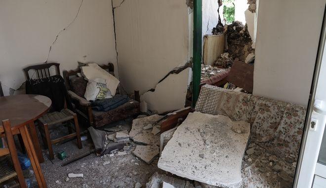 Σεισμός στην Κρήτη: Τα μέτρα στήριξης στους πληγέντες