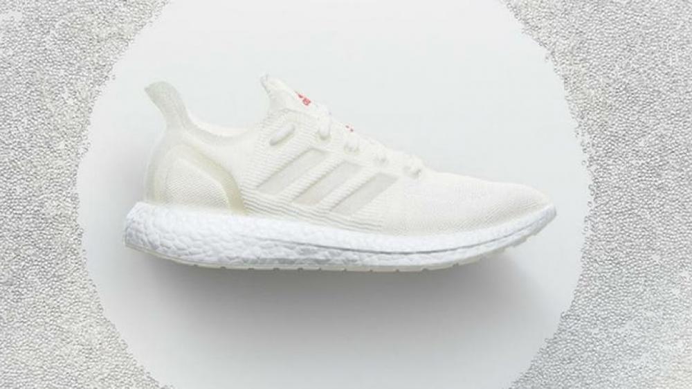 c19ab64579f Αθλητικά παπούτσια για τρέξιμο 100% ανακυκλώσιμα από την Adidas ...