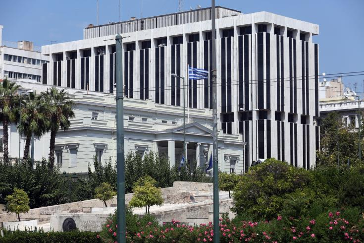 Ελληνικό ΥΠΕΞ: Η επιμονή της Τουρκίας διαστρεβλώνει την ιστορία