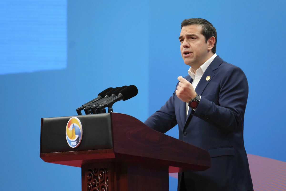 Τσίπρας: Αν η Τουρκία συνεχίσει θα επιβληθούν κυρώσεις