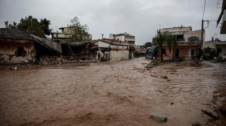 Πλημμύρες στη Μάνδρα: Ξεκίνησαν οι απολογίες των κατηγορούμενων