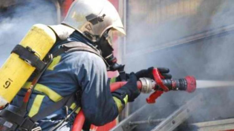 Υπό πλήρη έλεγχο δασική πυρκαγιά μεταξύ Κλήρου και Μαλούντα