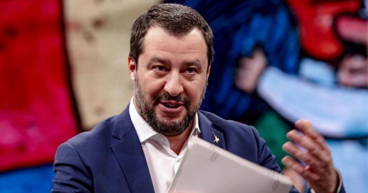 Ιταλία: Τα «Πέντε Αστέρια» υπέρ της παραπομπής Σαλβίνι