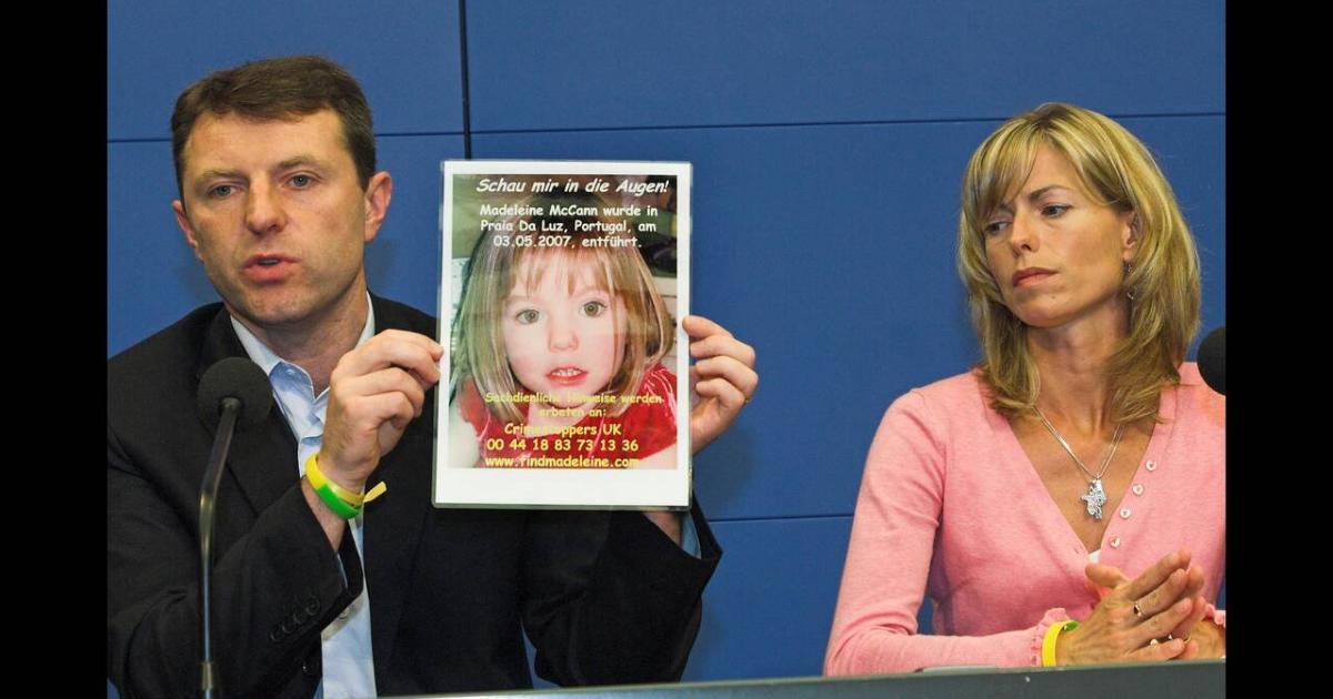 Μικρή Μαντλίν: Στη φυλακή ο ντετέκτιβ που κατηγόρησε τους γονείς