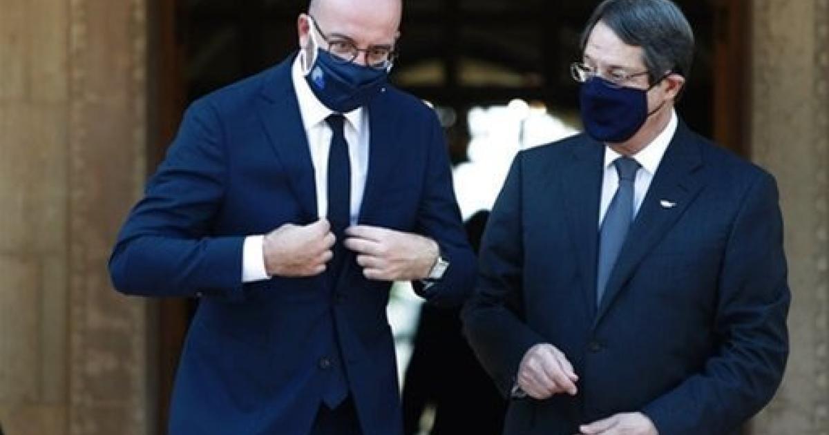 Πρόεδρος Αναστασιάδης: Ενημέρωσε τον Μπορέλ για τις