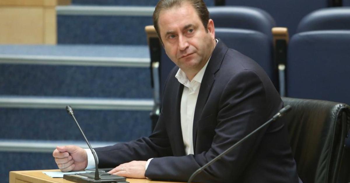Αναπληρωτής Γ.  Ο Λουκαΐδης άγγιξε τη σημαντική διαδικασία του Συμβουλίου της Ευρώπης