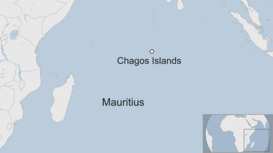 Chagos Islands dispute between UK and Mauritius