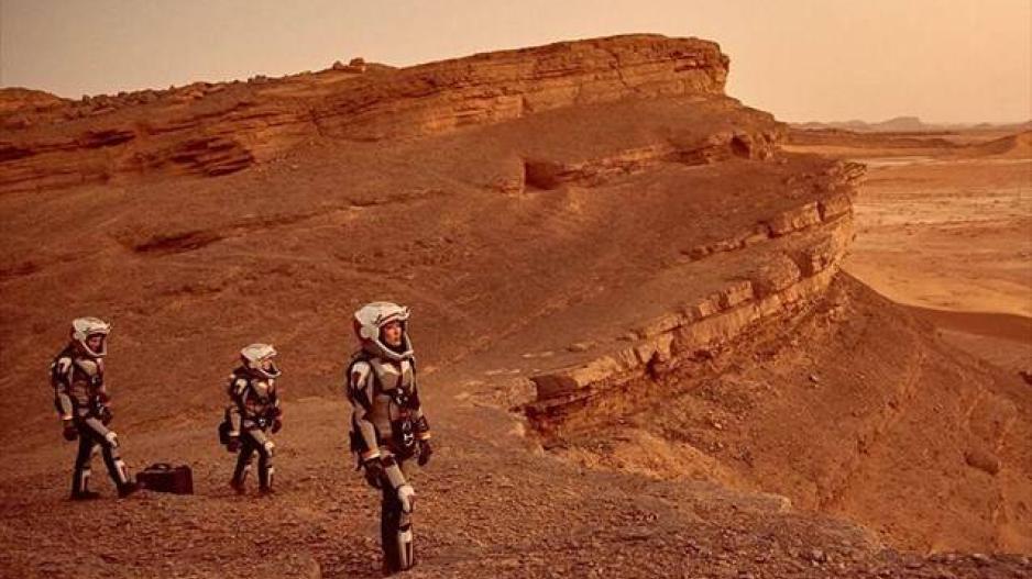Πλανήτης Άρης | Offsite