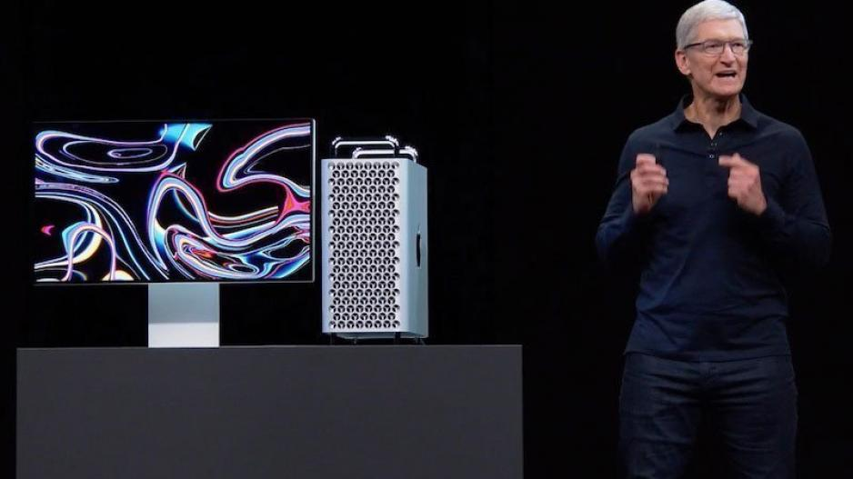 57f9ecc91be Mac Pro: Αυτό είναι το νέο