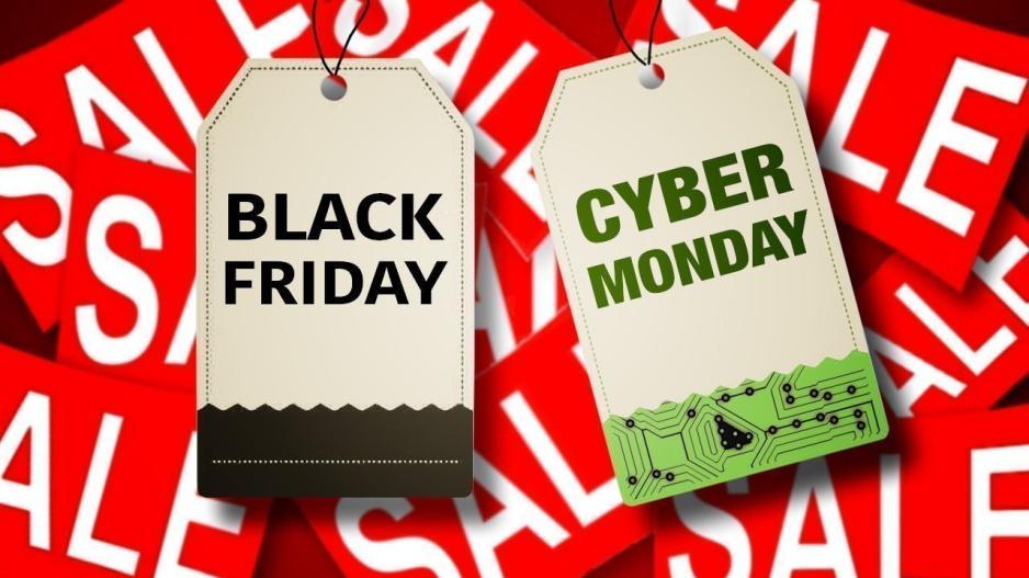 Black Friday-Cyber Monday: Έρχονται σε λίγες ημέρες