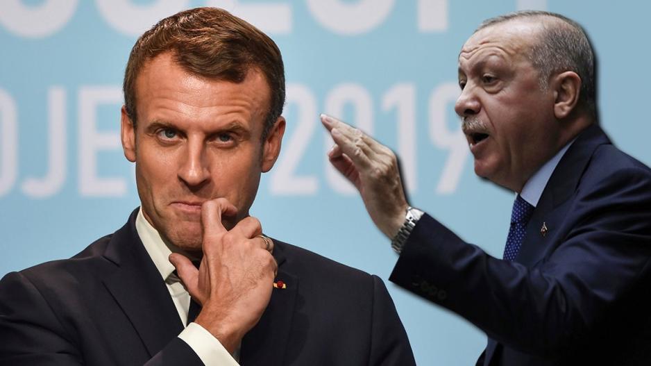 Κόντρα Μακρόν - Ερντογάν: H σκληρή απάντηση της Γαλλίας (Βίντεο)