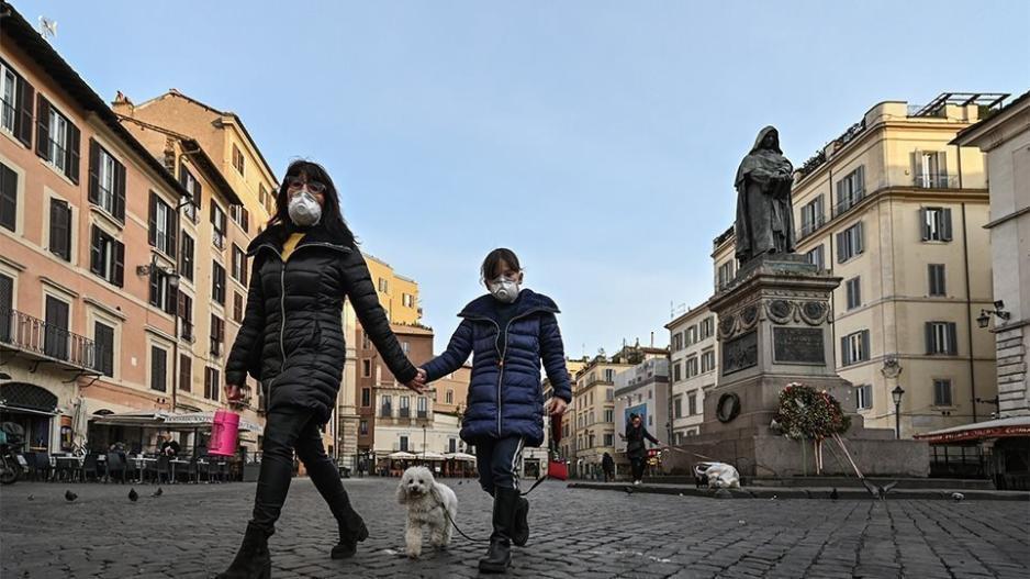 Κορωνοϊός - Ιταλία: 168 νεκροί σε μία μόνο ημέρα