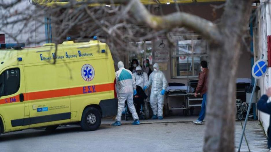 Κρούσματα κορωνοϊού: Στους 40 οι νεκροί στην Ελλάδα