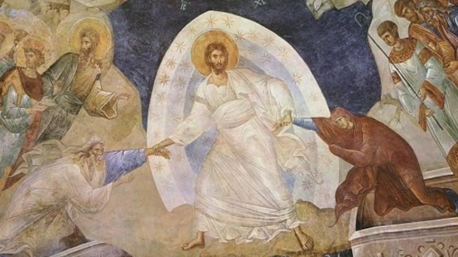 Κυριακή του Πάσχα - Η Ανάσταση του Κυρίου
