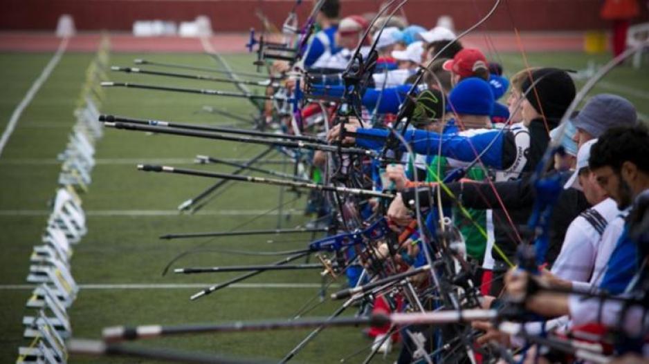 Η Εφορεία Αρχαιοτήτων Βοιωτίας συμμετείχε για πρώτη φορά φέτος στο Παγκόσμιο Πρωτάθλημα Εργασιακού Αθλητισμού με τον αθλητή τοξοβολίας  Αθανάσιο Κωστόπουλο